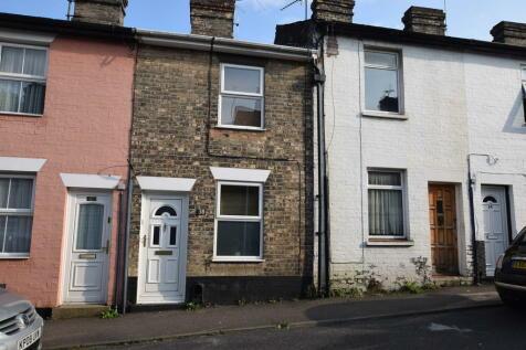 Eden Road, Haverhill. 2 bedroom terraced house
