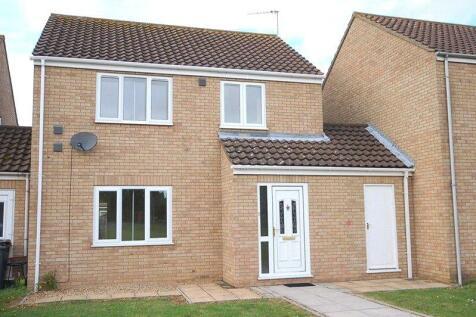 Rookery Green, Beck Row, Bury St Edmunds, Suffolk, IP28. 3 bedroom link detached house