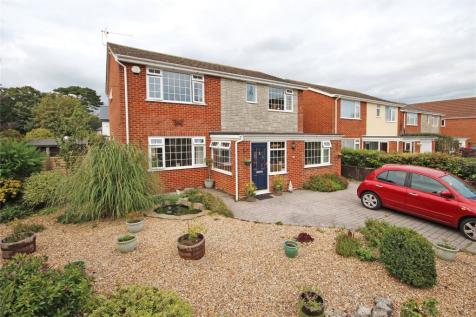Kirby Way, Bournemouth, BH6. 4 bedroom detached house