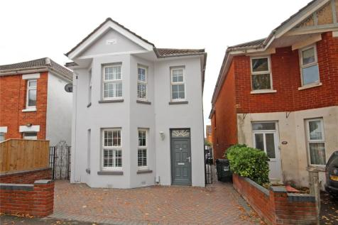 Grants Avenue, Bournemouth, BH1. 4 bedroom detached house for sale