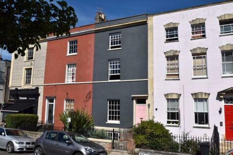 Paul Street, Kingsdown. 5 bedroom terraced house