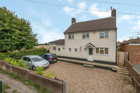 Luton Road, Caddington, Luton. 4 bedroom detached house for sale