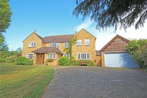 Spring Road, Harpenden, Hertfordshire. 5 bedroom detached house