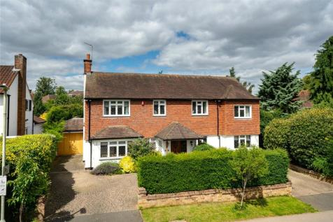 Orchard Avenue, Harpenden, Hertfordshire. 5 bedroom detached house
