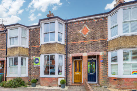 Swindon Road, Horsham. 4 bedroom terraced house for sale