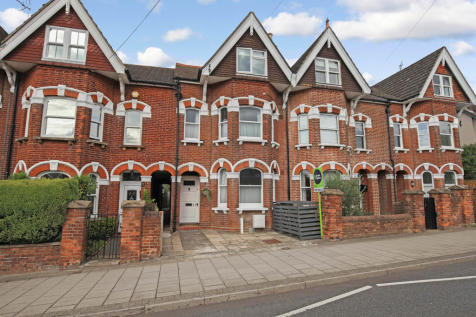 Hurst Road, Horsham. 5 bedroom terraced house