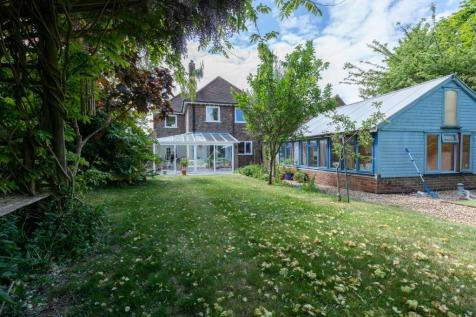 Harrington Road, Brighton, East Sussex, BN1. 4 bedroom detached house