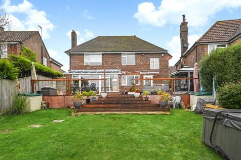 Green Ridge, Brighton, East Sussex, BN1. 4 bedroom detached house for sale