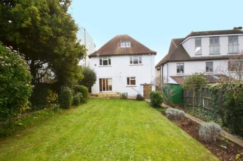 Woodruff Avenue, Hove, East Sussex, BN3. 5 bedroom detached house for sale