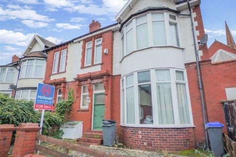 Lincoln Road, Blackpool, Lancashire. 4 bedroom end of terrace house for sale
