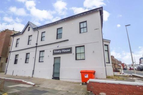 Trinity House, Alfred Street, Town Centre, Blackpool. 6 bedroom end of terrace house for sale