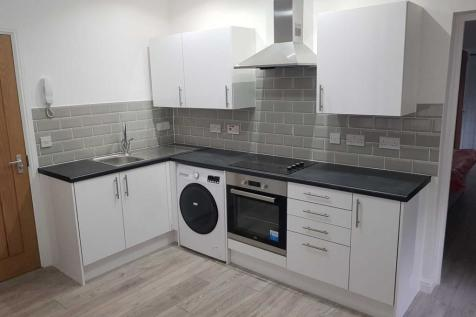 Kincraig Street, Cardiff. 1 bedroom flat