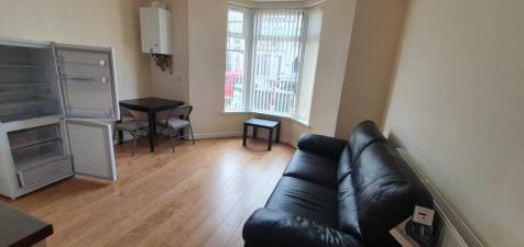 Northcote Street, Cardiff. 1 bedroom flat