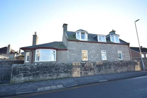 Stotfield Road, Lossiemouth, Lossiemouth, IV31. 4 bedroom detached house for sale