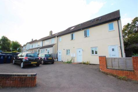 Saxon Way (Headington). 2 bedroom flat