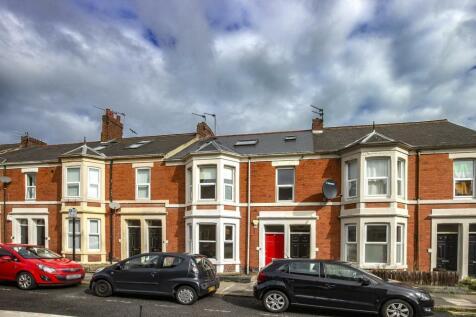 Coniston Avenue, West Jesmond, Newcastle Upon Tyne. 3 bedroom apartment