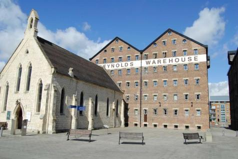 Double Reynolds, The Docks, Gloucester. 2 bedroom flat