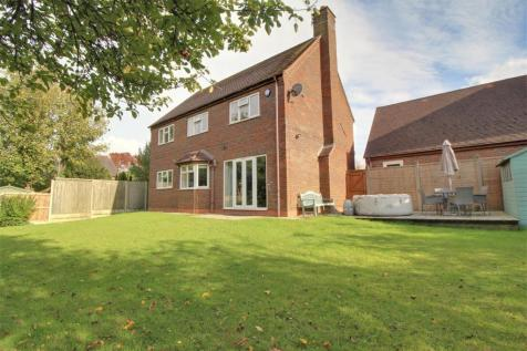 Lime Tree Court, Gloucester. 5 bedroom detached house for sale