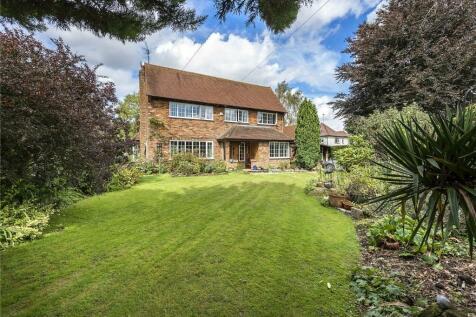 Spring Road, Harpenden, Hertfordshire, AL5. 3 bedroom detached house