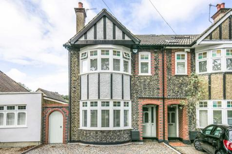 Watford Heath. 4 bedroom semi-detached house for sale
