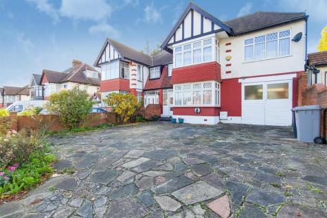Preston Road, Wembley. 5 bedroom semi-detached house for sale