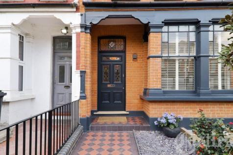 Glebe Road, N8, Crouch End, North London property