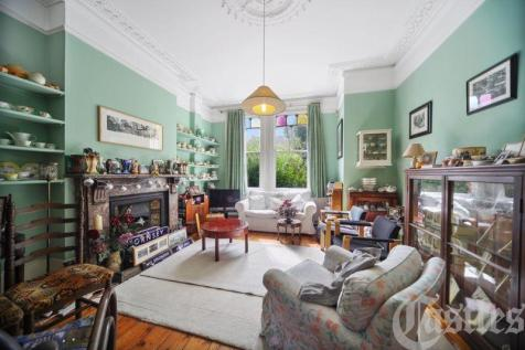 Mount View Road, N4. 5 bedroom terraced house for sale