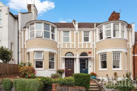 Russell Road, N8. 4 bedroom terraced house for sale