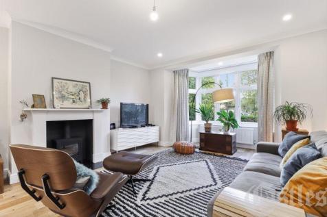 Priory Road, N8. 4 bedroom terraced house for sale