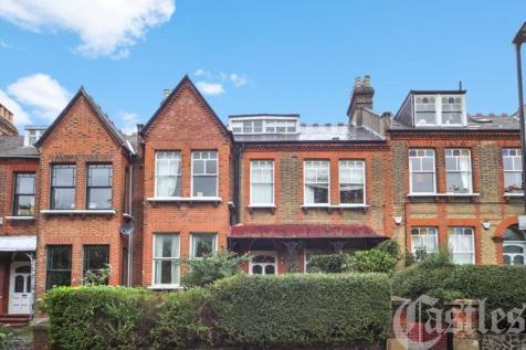 Mount View Road, N4. 6 bedroom terraced house for sale
