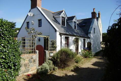 Sark, Guernsey. 3 bedroom detached house for sale