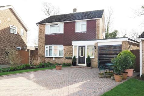Mallings Drive, Bearsted, Maidstone. 3 bedroom detached house
