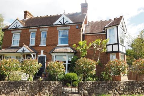 Tower Lane, Bearsted, Maidstone. 4 bedroom semi-detached house