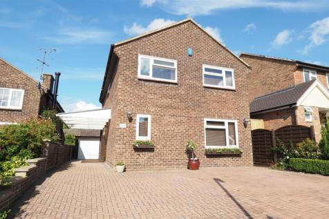Reinden Grove, Downswood, Maidstone. 4 bedroom detached house