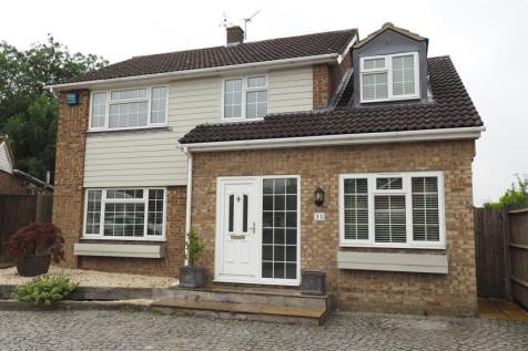 Mallings Drive, Bearsted, Maidstone. 4 bedroom detached house