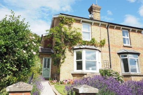 The Green, Bearsted, Maidstone. 3 bedroom semi-detached house