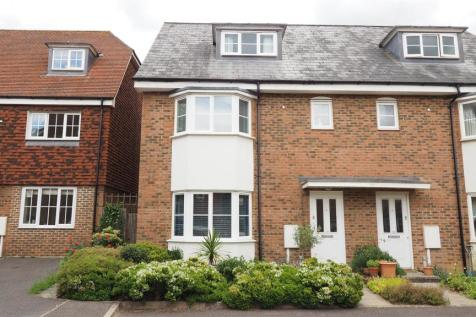 Edelin Road, Bearsted, Maidstone. 4 bedroom town house