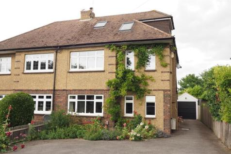 Ashford Road, Bearsted, Maidstone. 4 bedroom semi-detached house