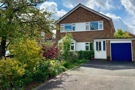 Birling Avenue, Bearsted, Maidstone. 4 bedroom detached house