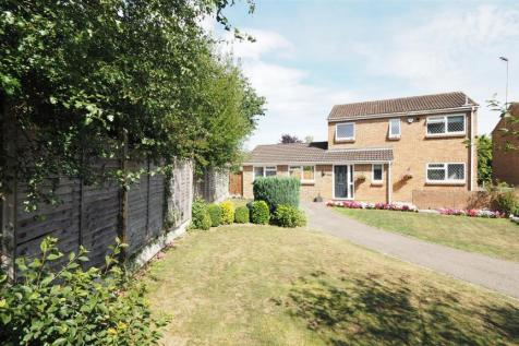 Gault Close, Bearsted, Maidstone. 3 bedroom detached house