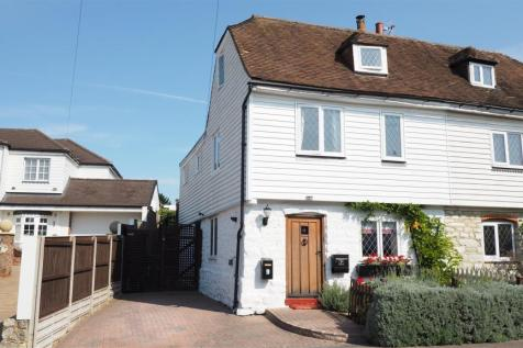 Plantation Lane, Bearsted, Maidstone. 3 bedroom semi-detached house for sale