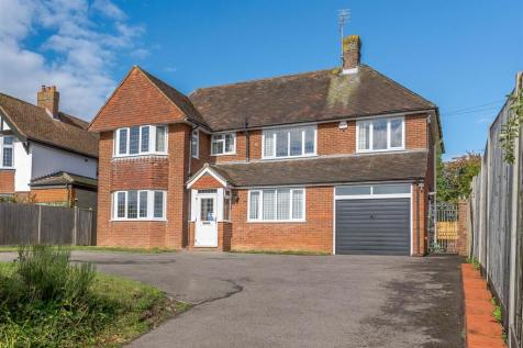 Tower Lane, Bearsted, Maidstone. 5 bedroom detached house for sale