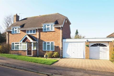 Sandy Mount, Bearsted, Maidstone. 4 bedroom detached house