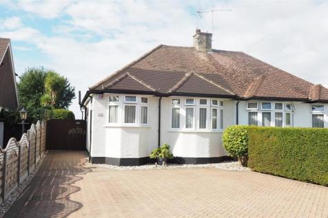 Winifred Road, Bearsted, Maidstone. 2 bedroom bungalow