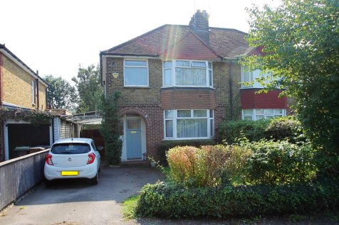 Station Road, Ditton, Aylesford. 3 bedroom semi-detached house
