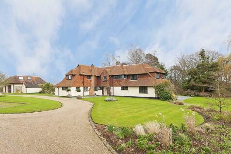 Hatchford House, Ockham Lane, Cobham. 6 bedroom detached house