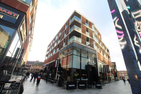 Highcross Street, Leicester. 2 bedroom apartment