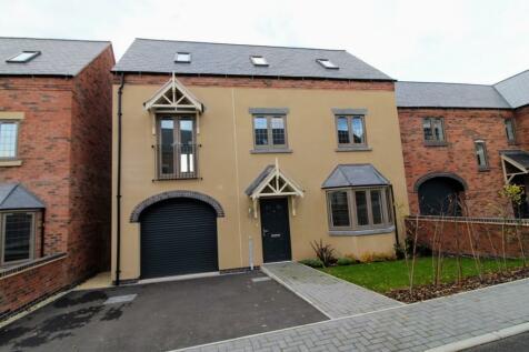 Myring Close, New Packington, Ashby-de-la-Zouch. 4 bedroom detached house