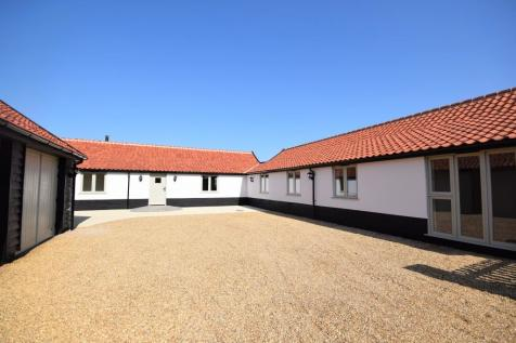 Griston, Thetford. 3 bedroom barn conversion