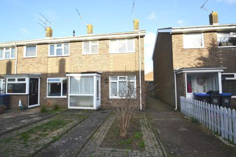Lychpole Walk, Goring By Sea, Worthing, West Sussex, BN12 6NJ. 3 bedroom end of terrace house